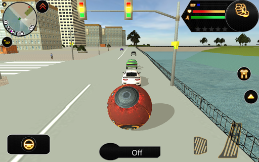 Robot Ball filehippodl screenshot 1