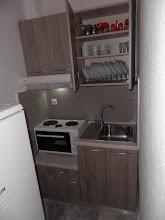 Photo: Κουζίνα στο διαμέρισμα 9 -Kichen of apartment No 9