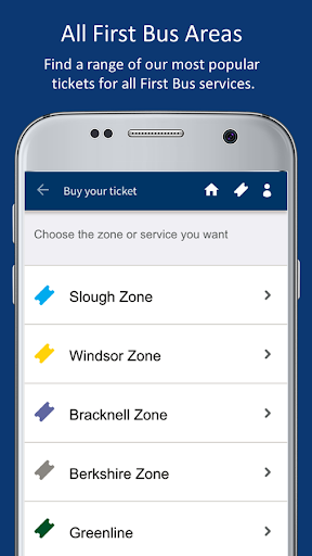 First Bus m-Tickets - Revenue & Download estimates - Google