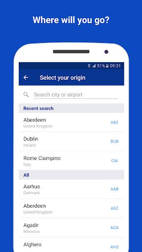 Ryanair screenshot 5