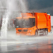 Garbage Truck Jigsaw Puzzles