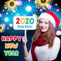 New Year Photo Editor Frame icon