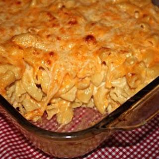 Baked Macaroni And Cheese With Velveeta And Cream Cheese Recipes.