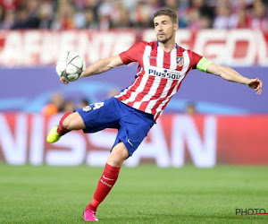 L'ancien capitaine de l'Atlético Madrid raccroche les crampons