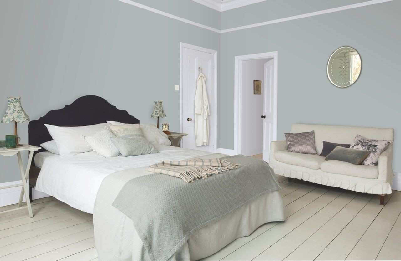 Phòng ngủ nên sơn màu gì 3