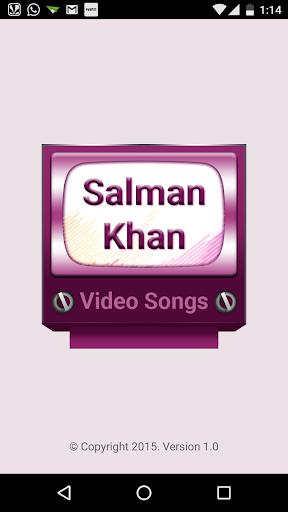 Salman Khan Video Songs HD