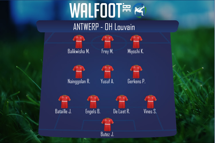 Antwerp (Antwerp - OH Louvain)