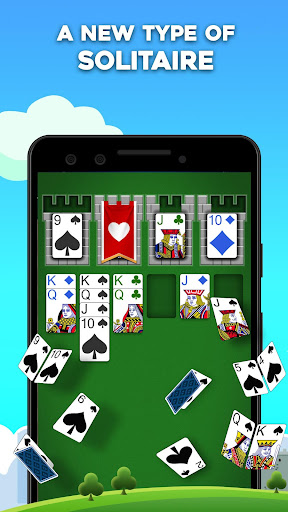 Download Castle Solitaire: Card Game APK for Android - Walls wd