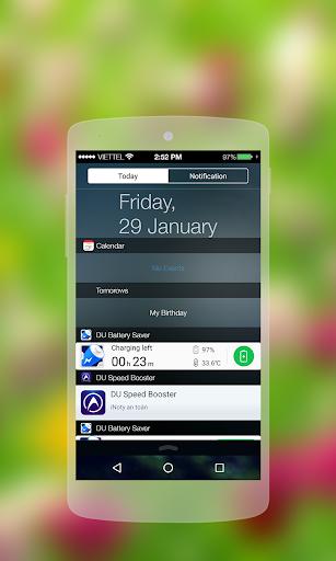 iNoty iOS 9 style