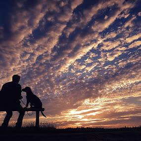 by Joe Lawrence - Landscapes Sunsets & Sunrises