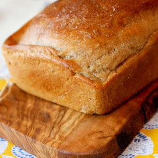 Easy Whole Wheat and Oat Bread.