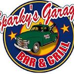 Logo for Sparky's Garage - Dillon