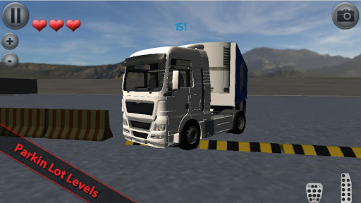 Euro Truck Parking screenshot 10