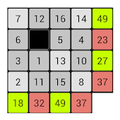Cross Sums Puzzle