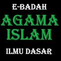 E-BADAH DASAR AGAMA ISLAM ALQURAN HADITS TAJWID icon