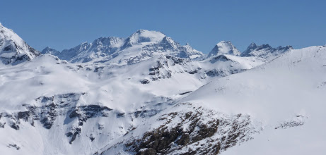 Photo: View heading into the Vallonnet