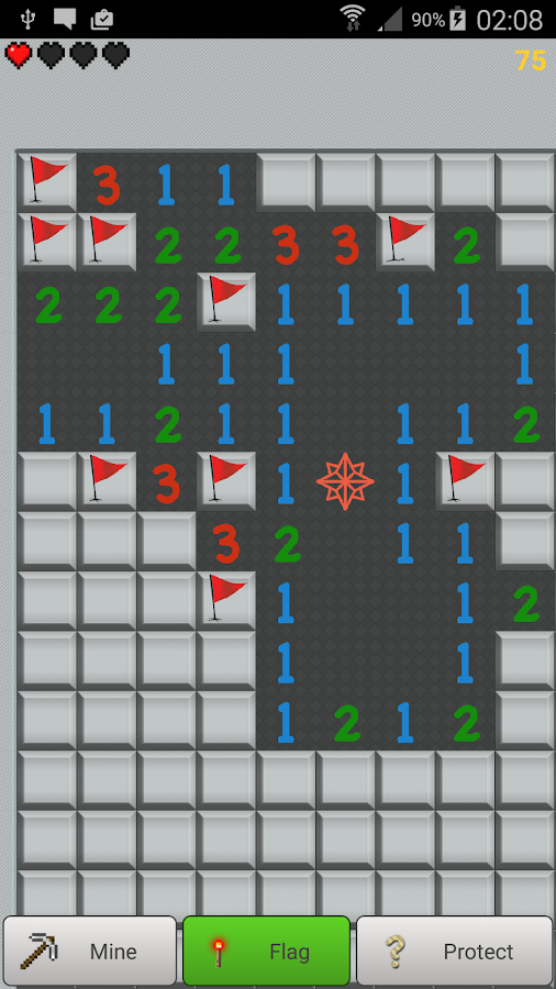 Sweeper Craft- screenshot
