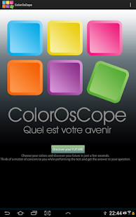 Color Horoscope- screenshot thumbnail