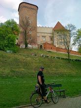 Photo: przy Wawelskim wzgórzu