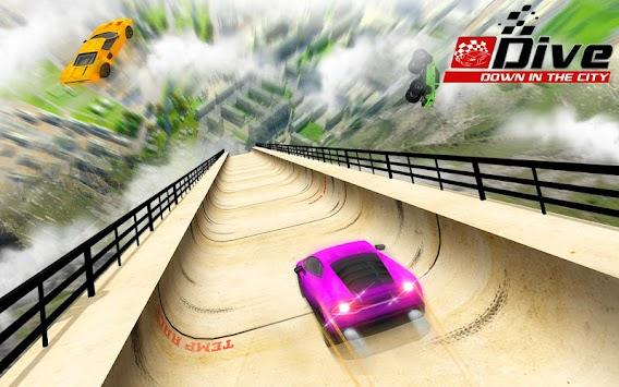 Mega Ramp Car Racing Stunts Ramp Construction