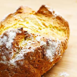 Easy & Traditional Irish Soda Bread Recipe.