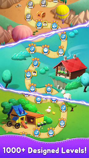 Bubble CoCo : Bubble Shooter 1.8.3.0 screenshots 6