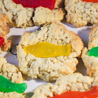 Swedish Fish Cookies.