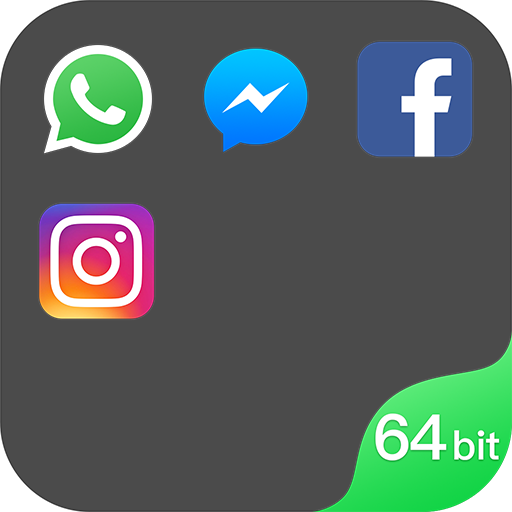 DualSpace Lite - 64Bit Support Icon