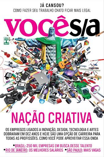 Revista VOCÊ S A