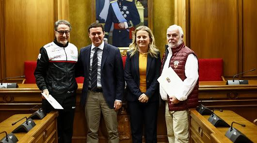 Diputación potencia la competitividad de seis clubes deportivos