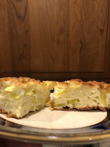 Grandma Carrie's Zucchini Bread