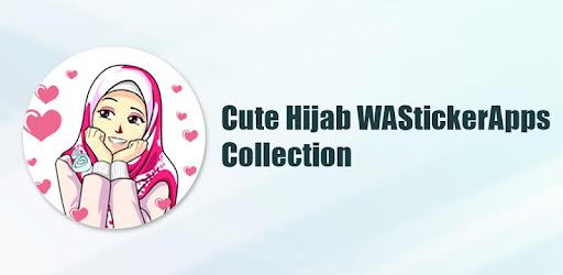 Best Sticker Cute Hijab Islamic Wastickerapps Apps On Google Play