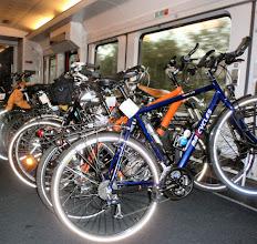 Photo: Im Zug nach Hamburg