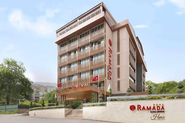 Ramada By Wyndham Bursa Çekirge Termal & Spa