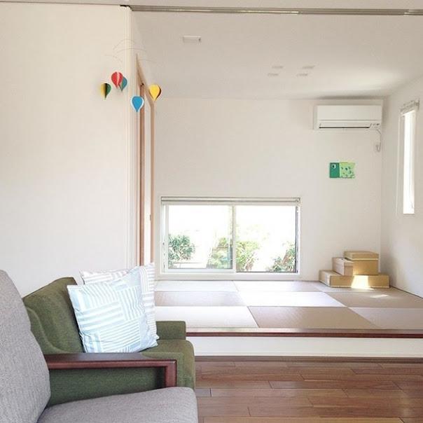 日本人がいちばん落ち着く畳の部屋おしゃれな和室の使い方実例のご紹介