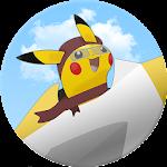 Pikachu Pilot Icon