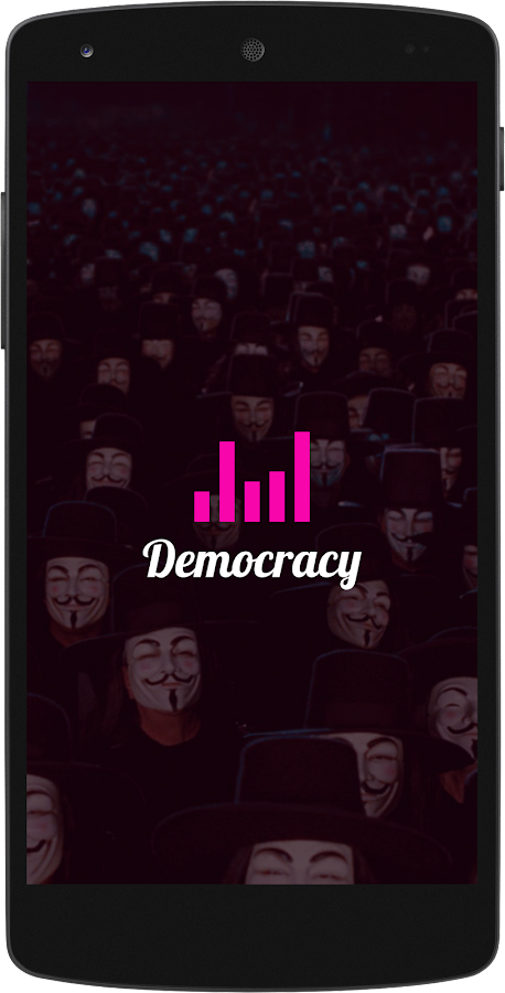 Democracy - Polls and Votes- screenshot