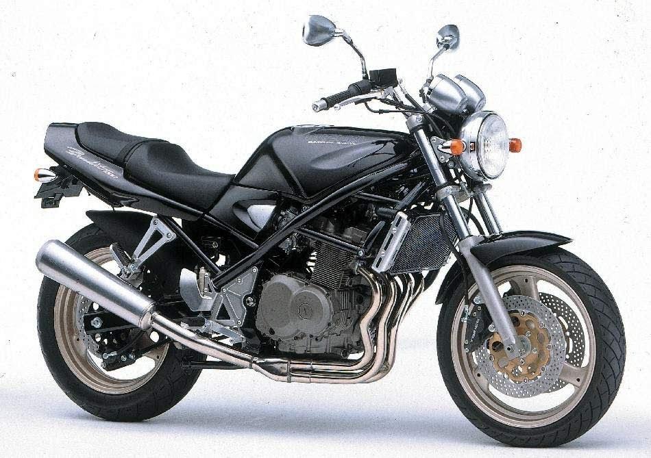 suzuki Suzuki GSF 400 bandit-manual-taller-despiece-mecanica