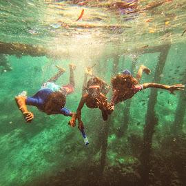 Beachboys.... by Indrawan Ekomurtomo - Babies & Children Children Candids
