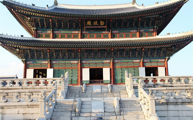 Gyongbokkung Theme & New Tab