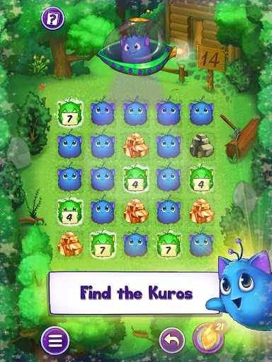 Kuros Classic - Casual Logic Puzzle & Board Game! 1.7 screenshots 7