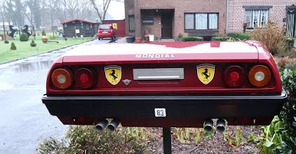 Photo: La photo traditionnelle : Ferrari for ever