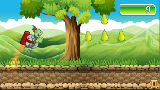 Teenage Ninja Turtle Adventure screenshot 3