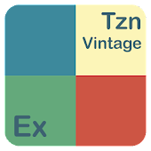 Tzn Vintage Theme For ExDialer Android APK Download Free By M.Pecco