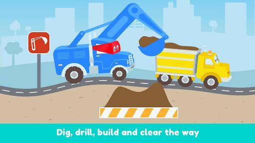 Carl the Super Truck Roadworks: Dig, Drill & Build 1.4.3 {cheat|hack|gameplay|apk mod|resources generator} 3