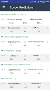 Azscore - Mobile Livescore App, Soccer Predictions- screenshot thumbnail
