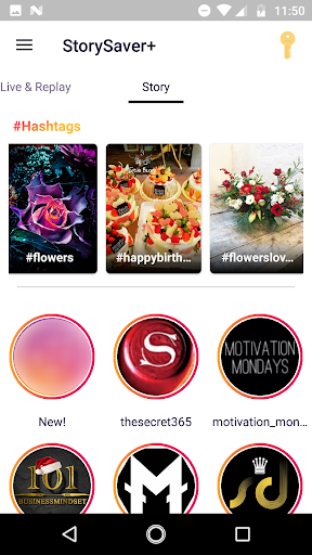 StorySaver+ 1.8 screenshots 2