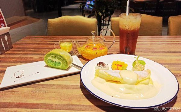 洋朵義式廚坊松高店-舒芙蕾雙人饗宴~城市文青花園,平價享受精緻下午茶,約會、親子最佳下午茶餐廳!