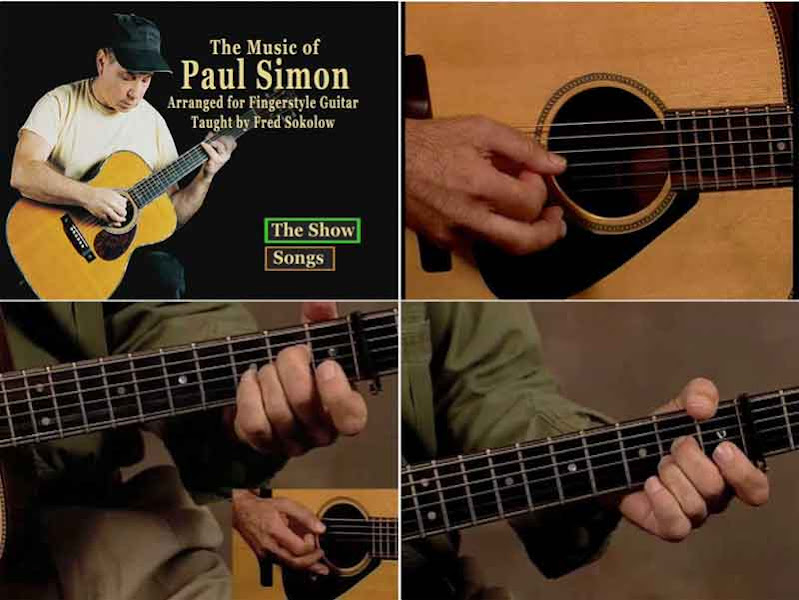 Fred Sokolow - Music Of Paul Simon