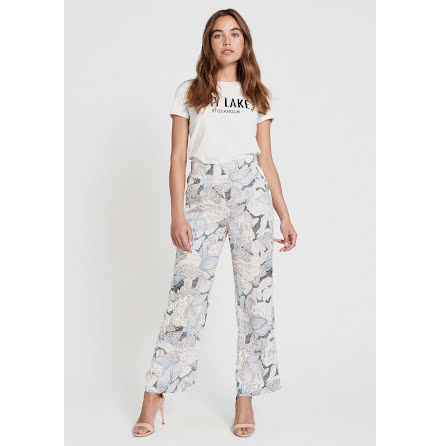 Dry Lake Hamilton trousers blue sketch print
